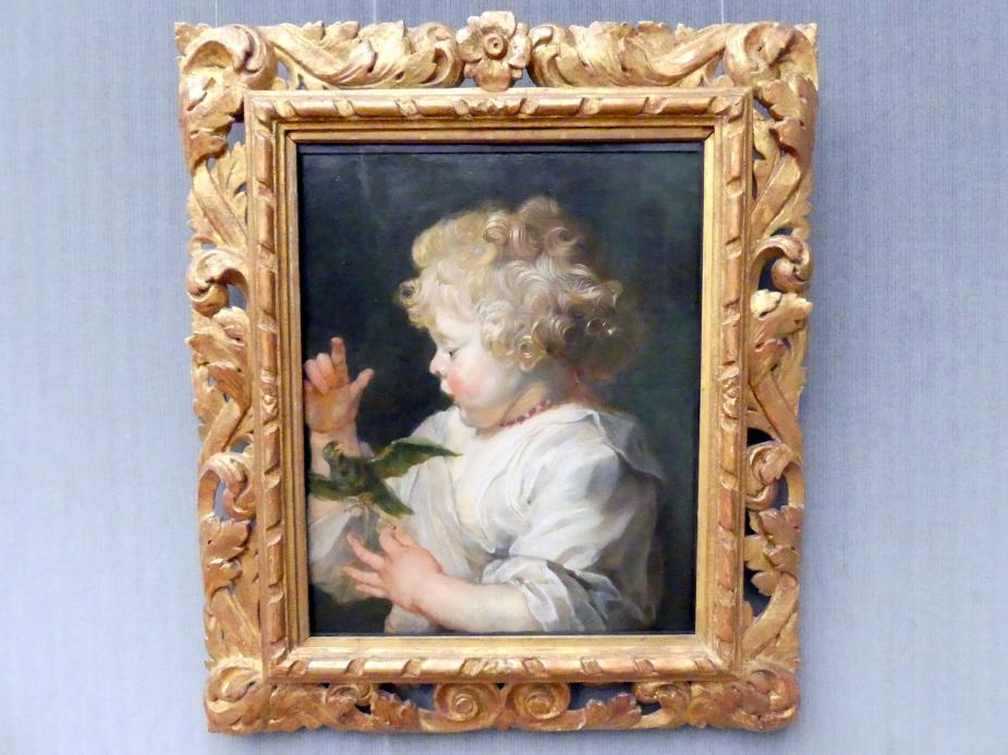 Peter Paul Rubens: Das Kind mit dem Vogel, um 1629 - 1630
