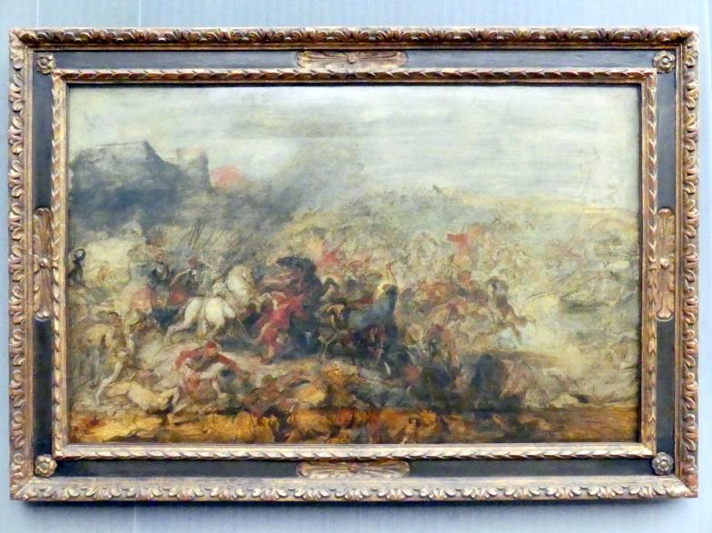 Peter Paul Rubens: Die Eroberung von Tunis durch Karl V. (1535), um 1638 - 1639