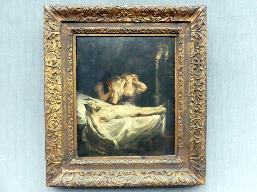 Peter Paul Rubens: Die Beweinung Christi, um 1610 - 1611