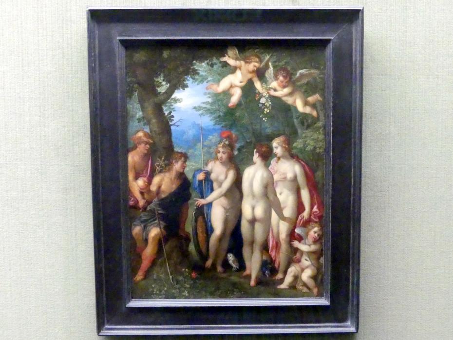 Hendrik van Balen der Ältere: Das Urteil des Paris, 1600