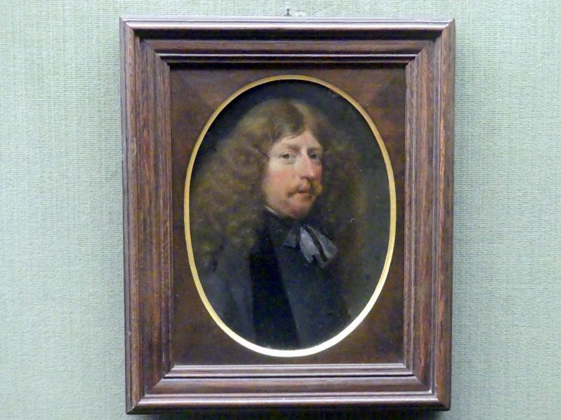 Gerard ter Borch: Selbstbildnis, um 1675