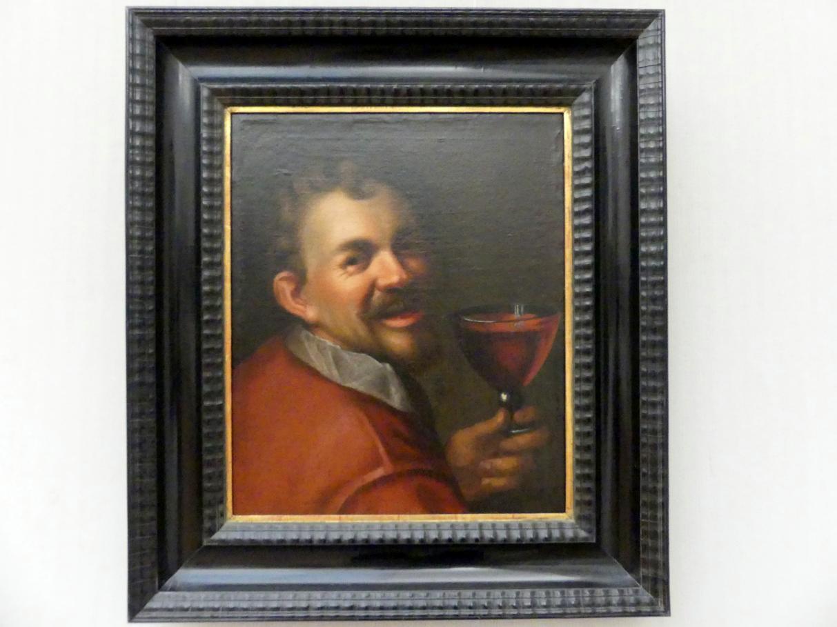 Hans von Aachen: Selbstbildnis, Um 1595