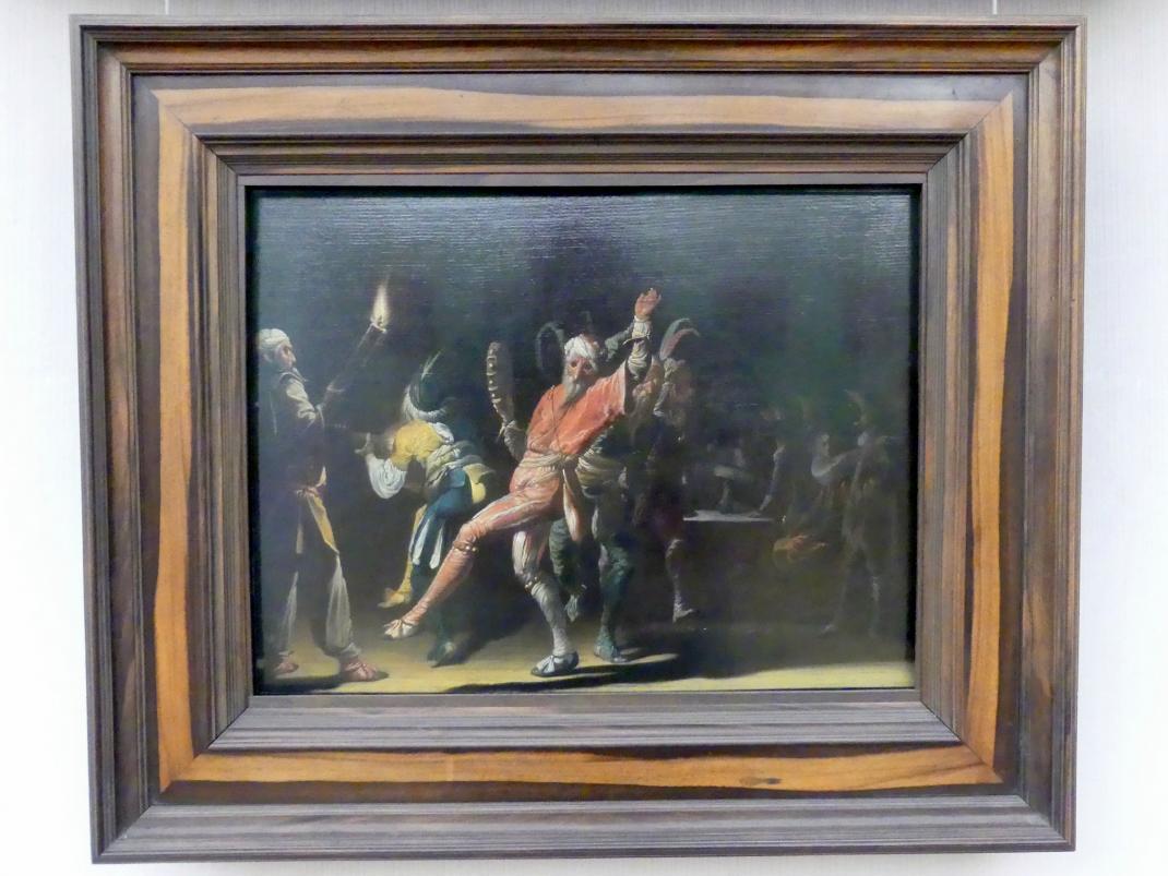 Willem Cornelisz Duyster: Fastnachtsnarren, um 1620