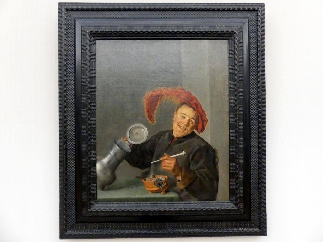 Judith Leyster: Der lustige Zecher, um 1629, Bild 1/2