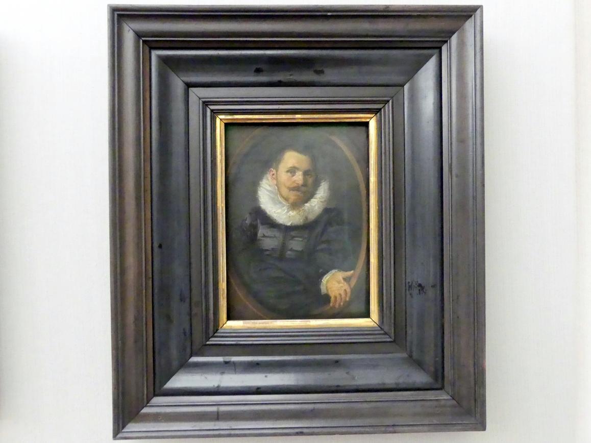 Frans Hals: Bildnis eines Mannes, 1627