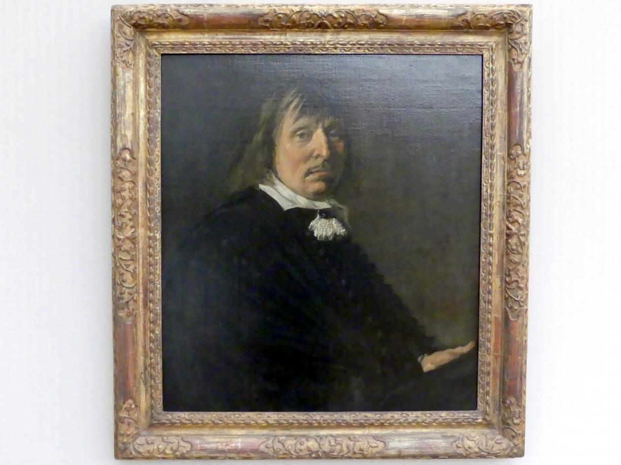 Frans Hals: Thyman Oosdorp (1613-1668), 1656