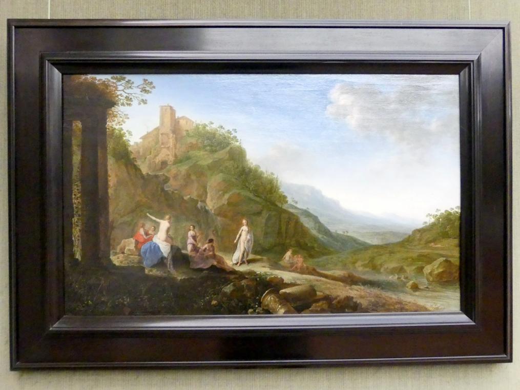 Abraham van Cuylenborch: Diana mit ihren Nymphen, um 1645