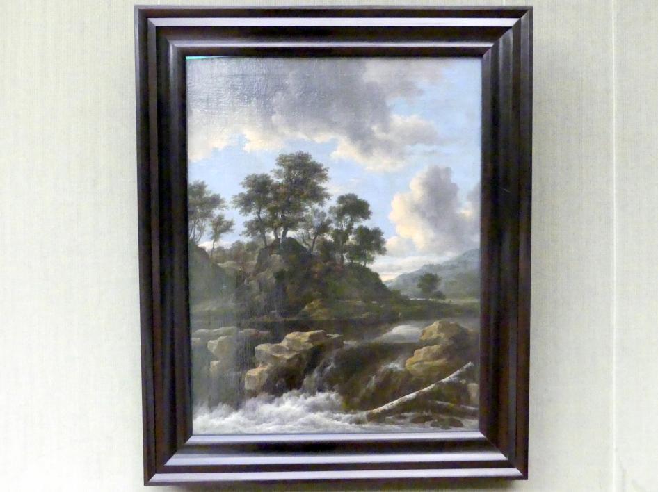 Jacob van Ruisdael: Der Wasserfall, Undatiert