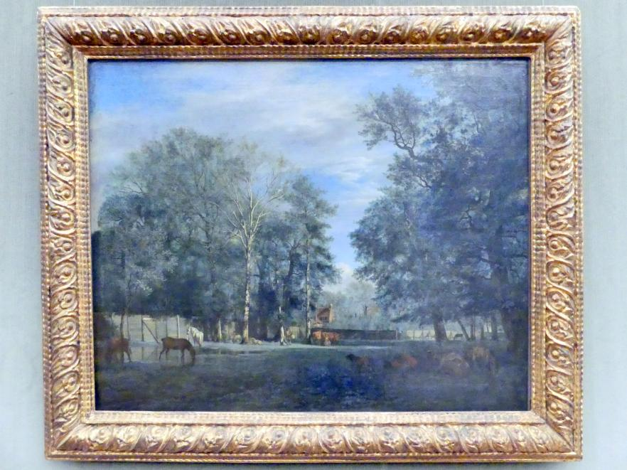 Adriaen van de Velde: Die Farm, 1666