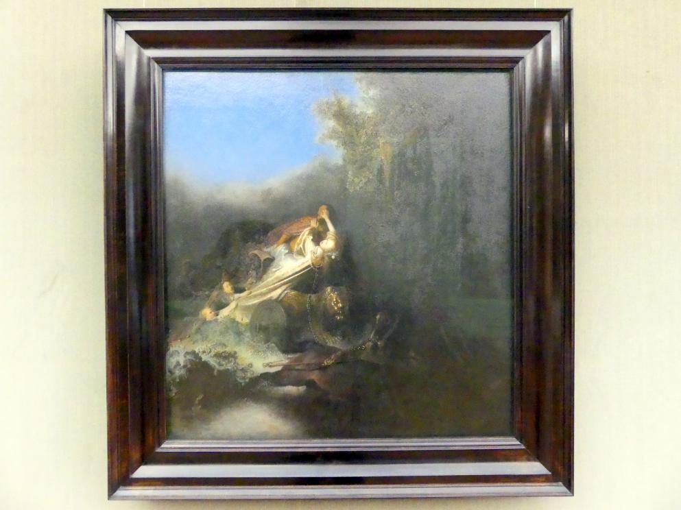 Rembrandt (Rembrandt Harmenszoon van Rijn): Raub der Proserpina, Um 1631