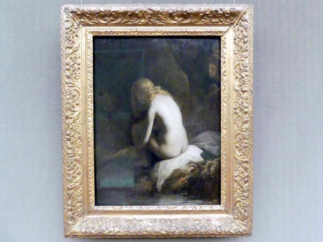 Rembrandt (Werkstatt): Susanna und die beiden Alten, Nach 1636