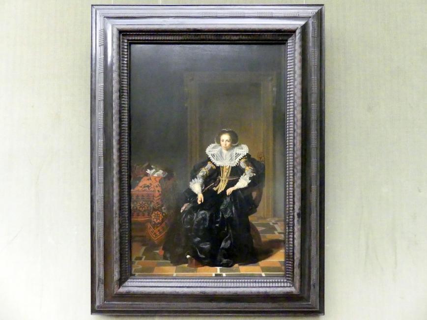 Thomas de Keyser: Bildnis einer Dame, 1632