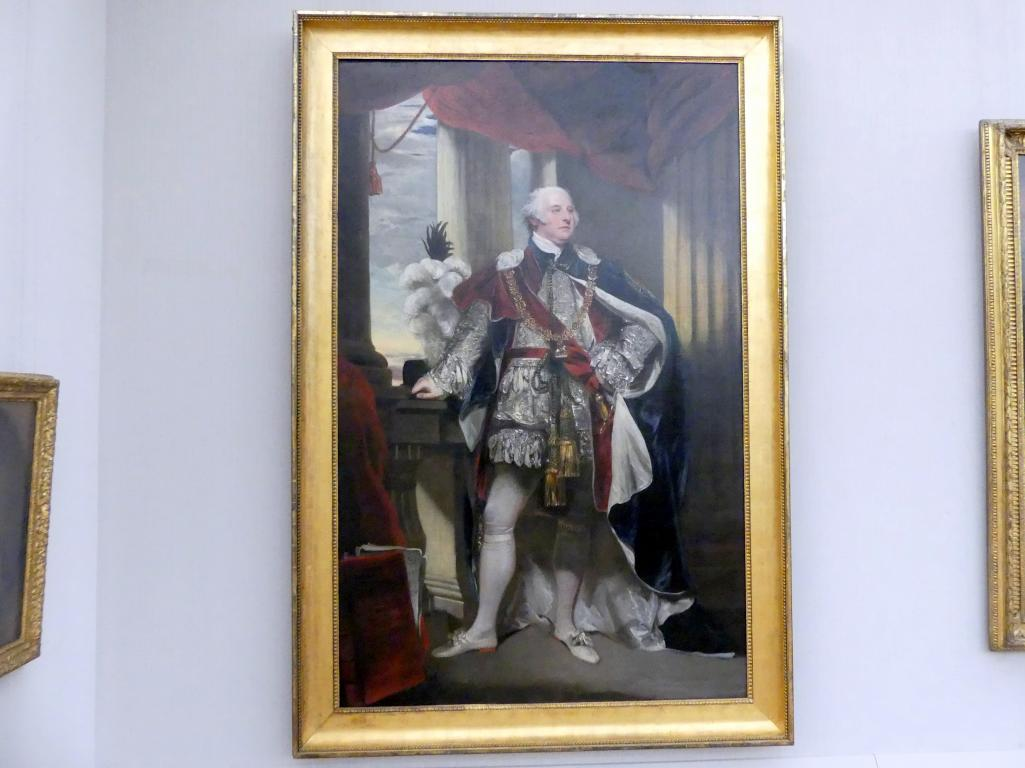 John Hoppner: John Jeffreys Pratt, 2. Earl und 1. Marquess Camden als Ritter des Hosenbandordens, 1806