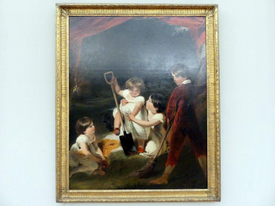 Thomas Lawrence: Die Angerstein-Kinder, 1807