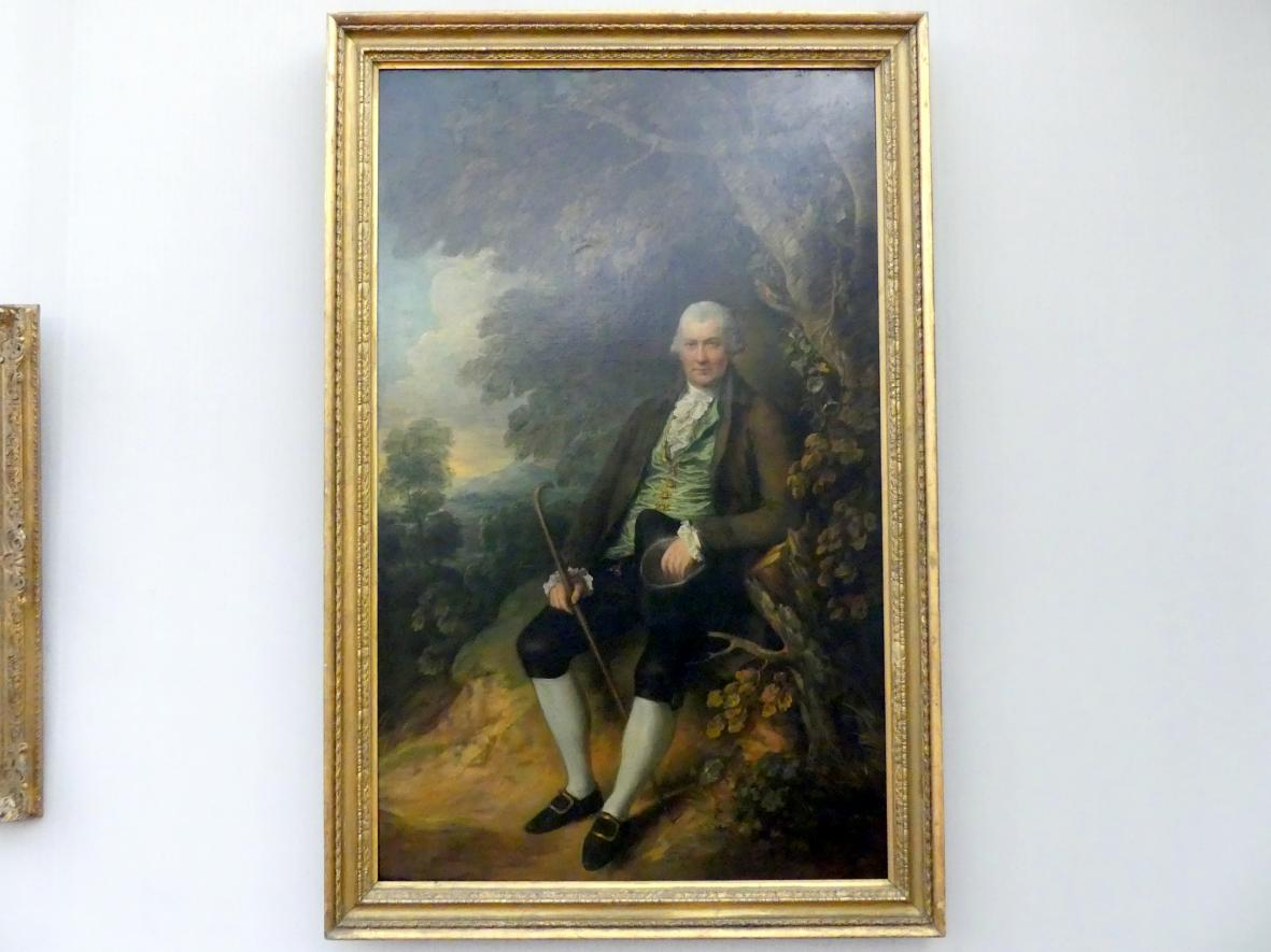 Thomas Gainsborough: John Wilkinson (1728-1808), um 1775