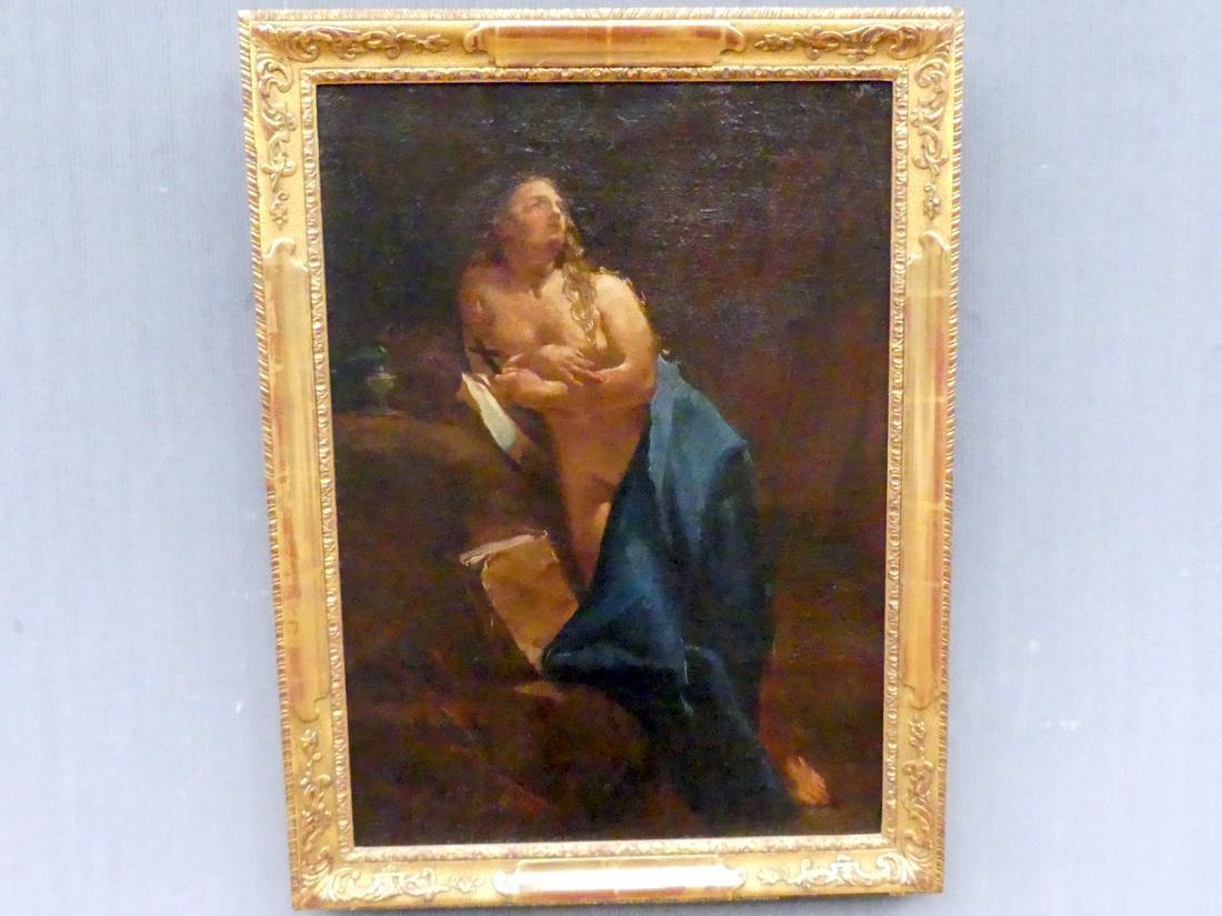 Federico Bencovich: Die hl. Maria Magdalena als Büßerin, Um 1730 - 1735