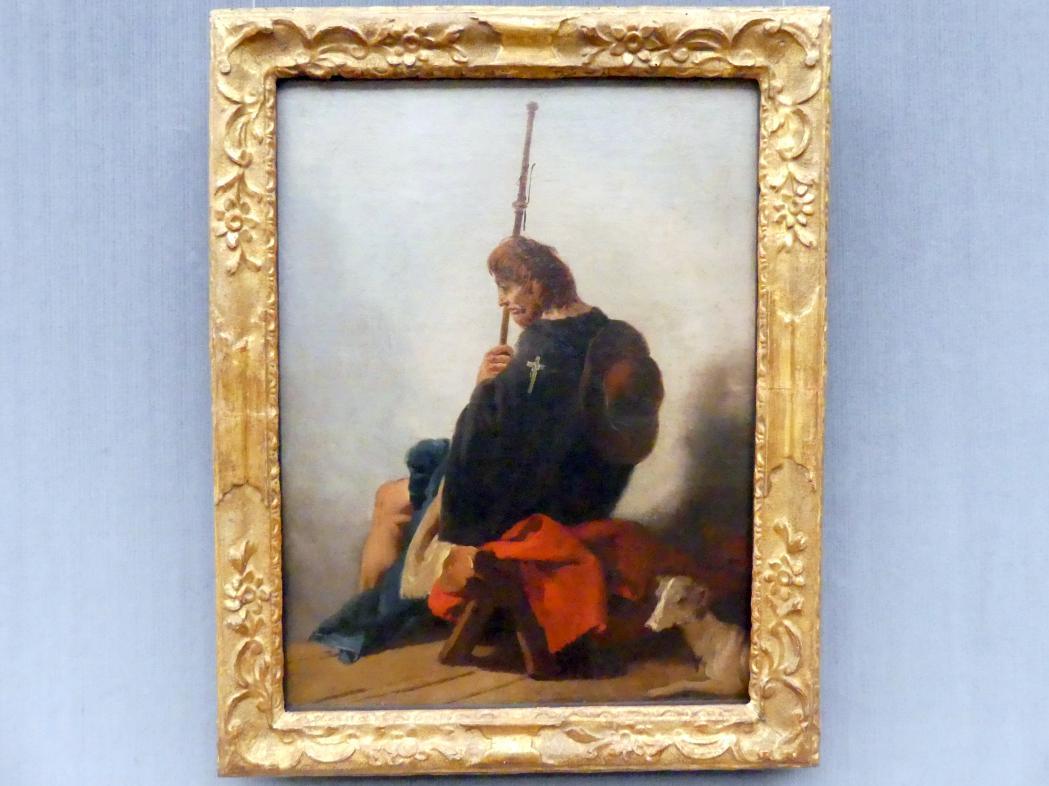 Giovanni Battista Tiepolo: Der hl. Rochus, Um 1730 - 1735