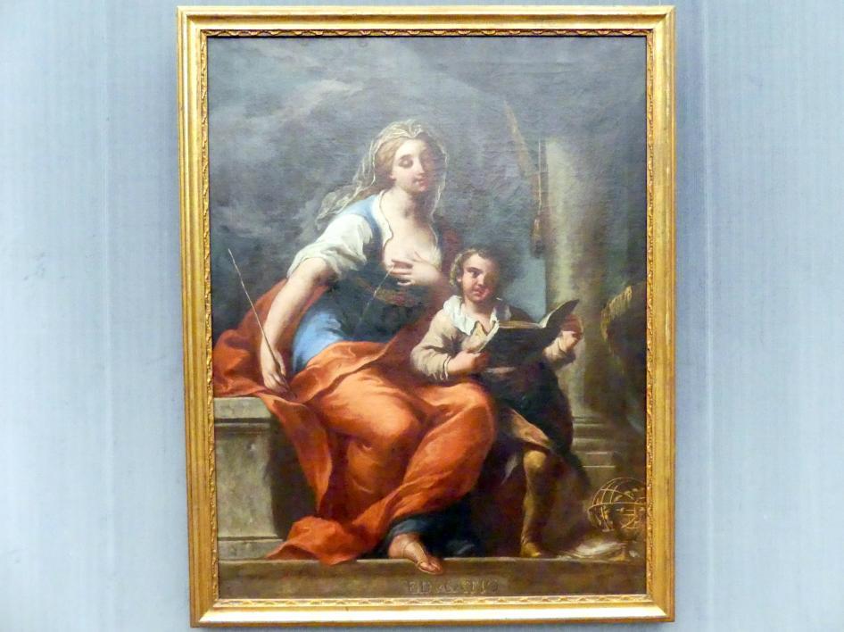 Giuseppe Nogari: Allegorie der Educatio (Erziehung), Um 1752 - 1754