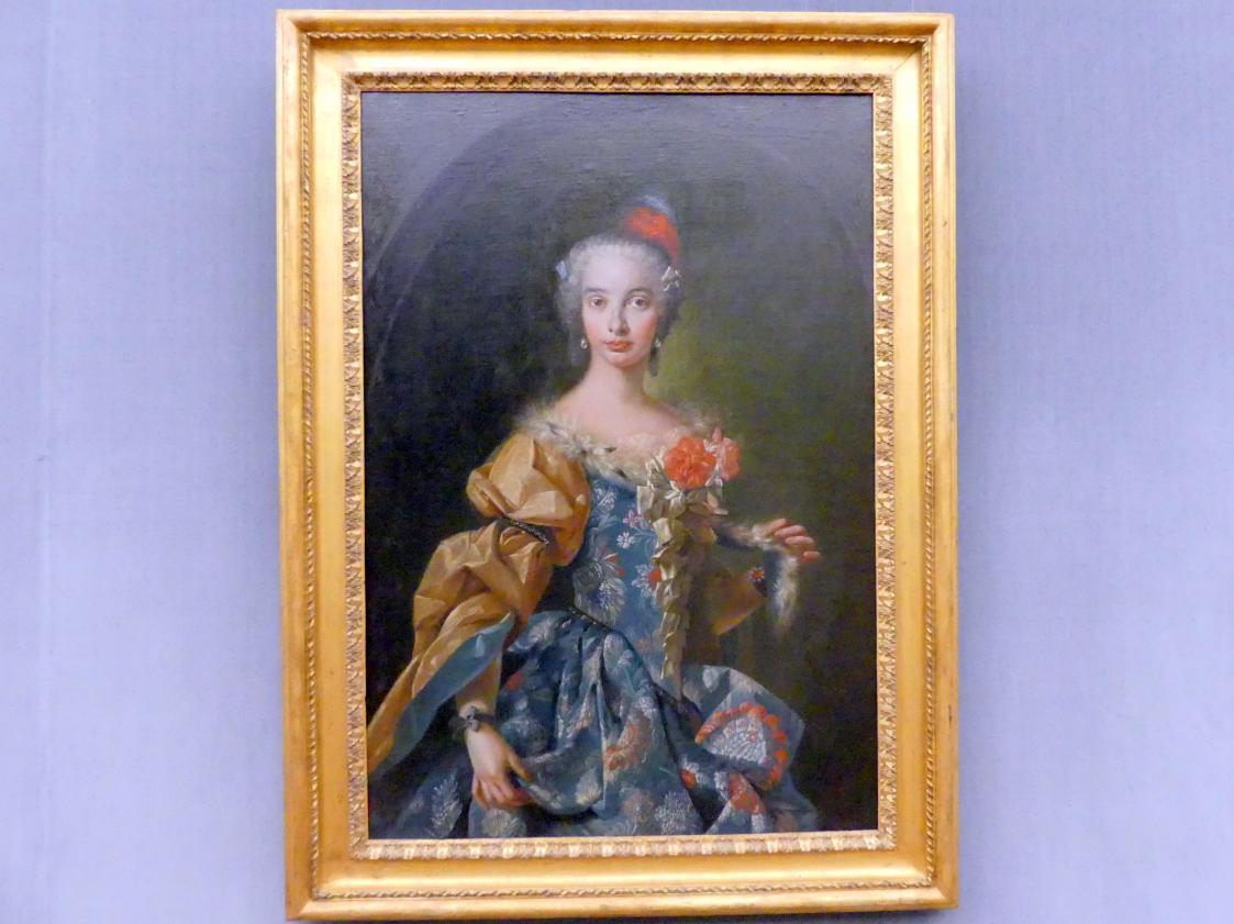 Luigi Crespi: Elisabetta Cellesi, 1732