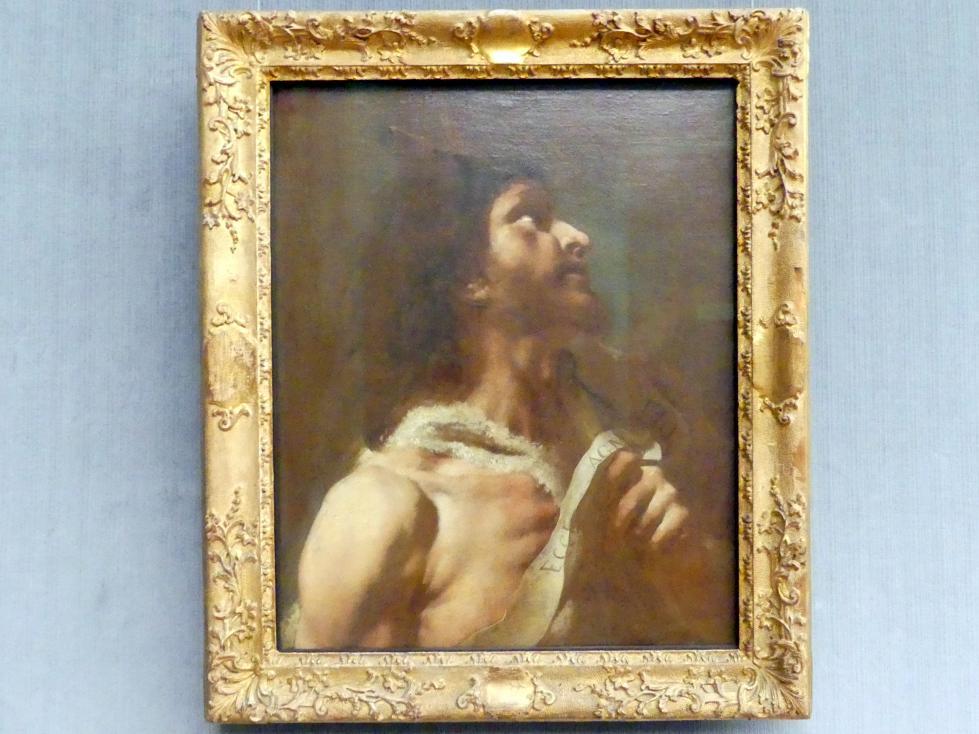 Giovanni Battista Piazzetta: Johannes der Täufer, um 1740 - 1750