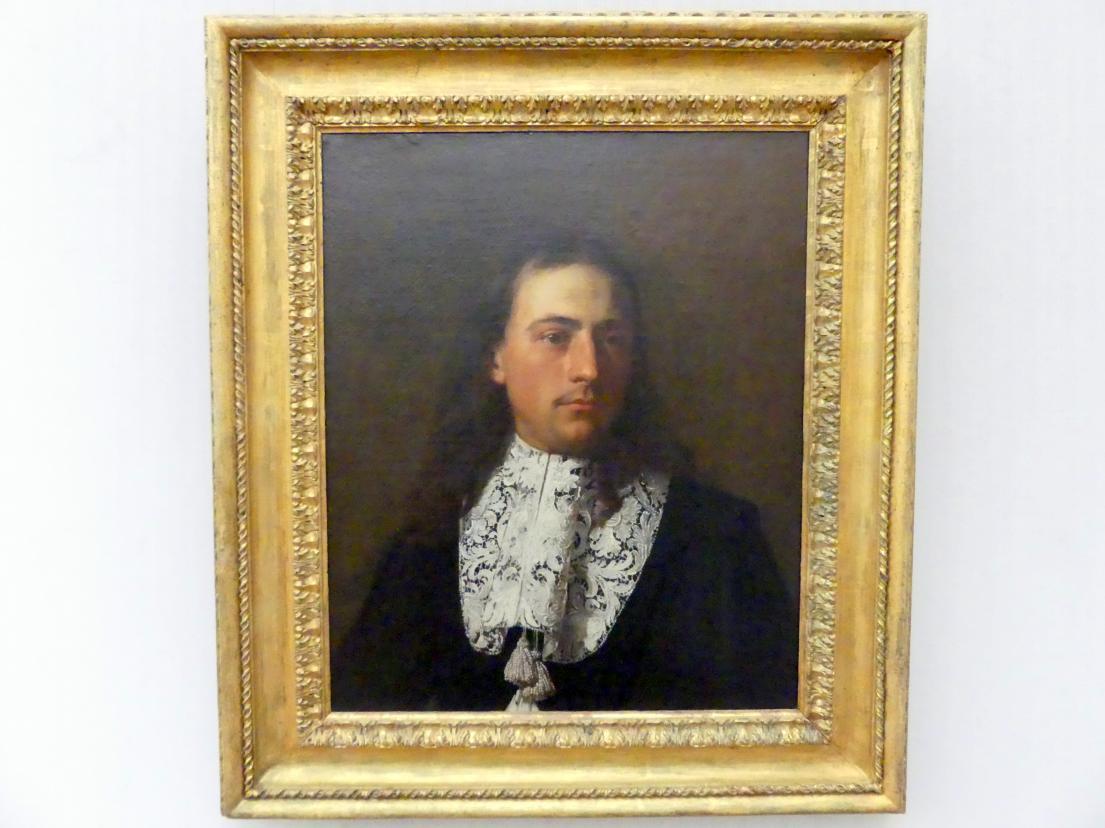 Carlo Maratta: Bildnis eines jungen Mannes, 1663
