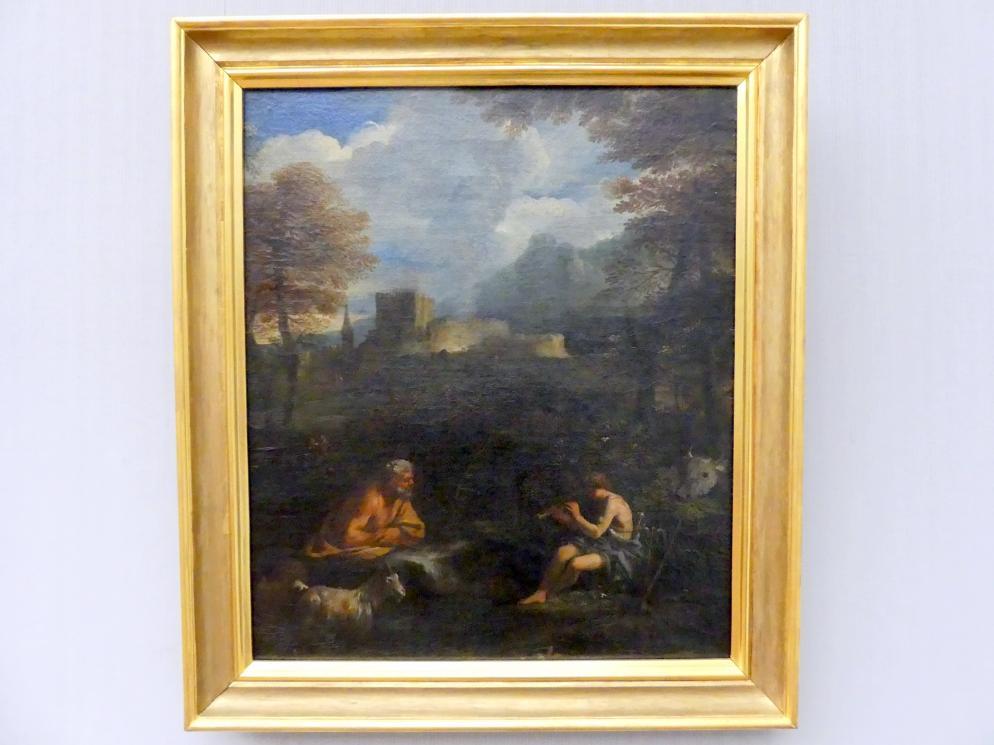 Pier Francesco Mola: Merkur und Argus, 1640 - 1650