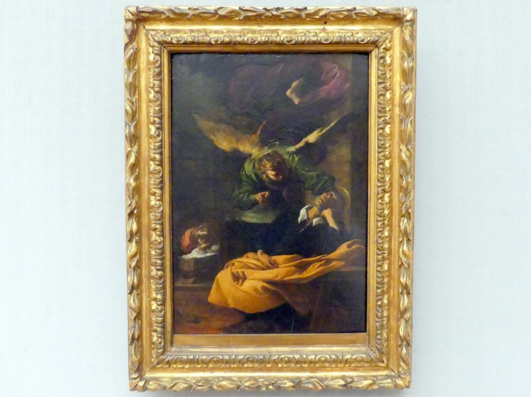 Francesco Cairo: Der Traum Josephs, Um 1632