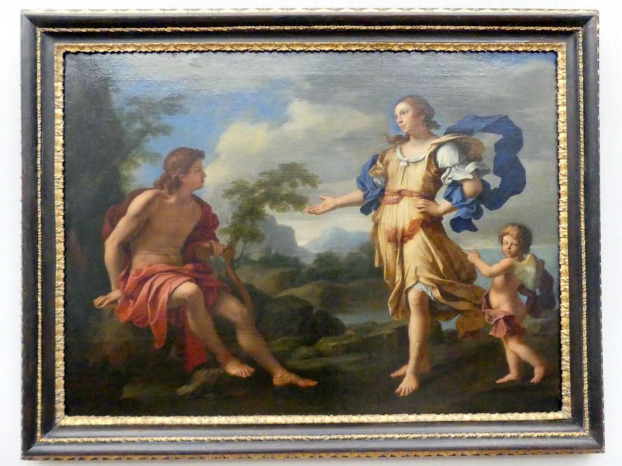Giovanni Domenico Cerrini: Apoll und die Cumäische Sibylle, Undatiert