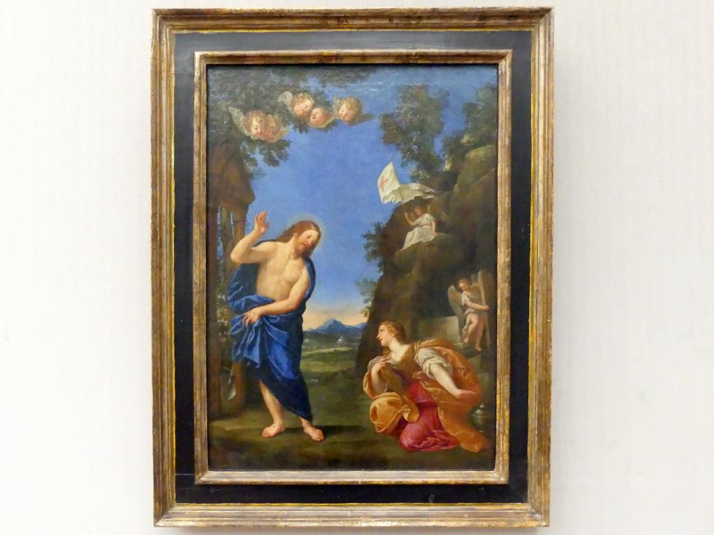 Francesco Albani: Der auferstandene Christus erscheint Maria Magdalena, Nach 1644