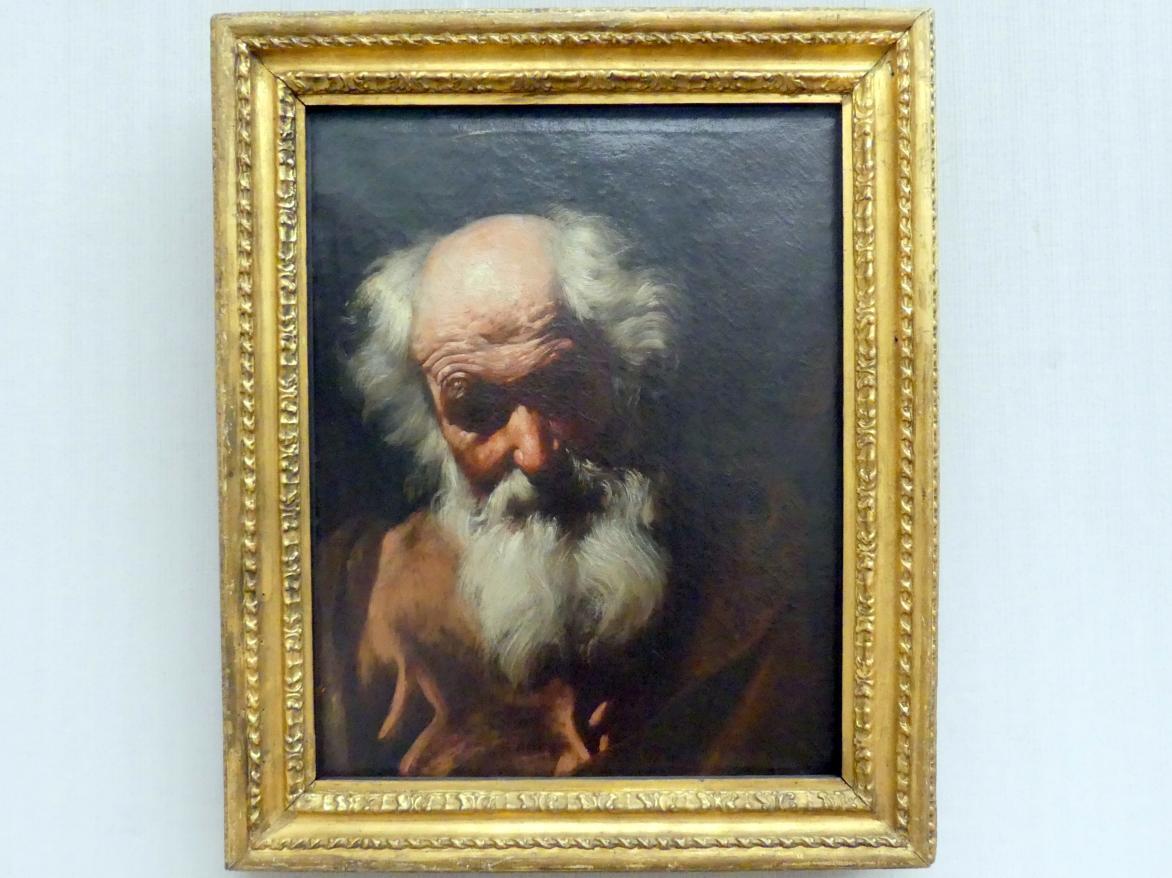 Giovanni Serodine: Der heilige Petrus, Um 1625 - 1630