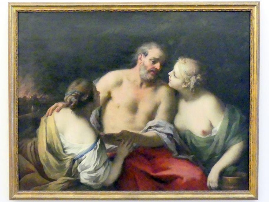 Jacopo Amigoni: Lot und seine Töchter, um 1740 - 1745