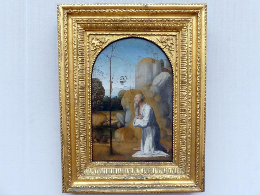 Fra Bartolomeo (Baccio della Porta): Der büßende hl Hieronymus, um 1498