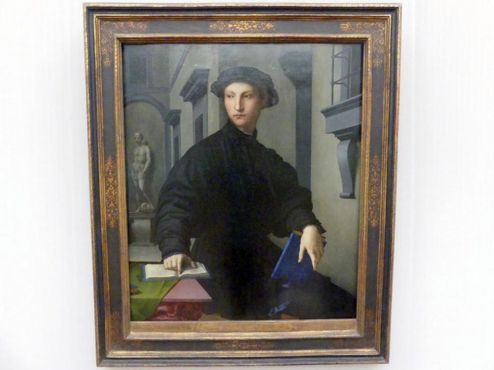 Agnolo di Cosimo di Mariano (Bronzino): Ugolino Martelli (1519-1592), 1536 - 1537