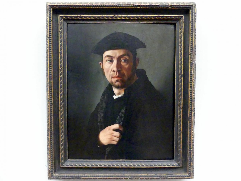 Jacopino del Conte: Bildnis eines Mannes, um 1540