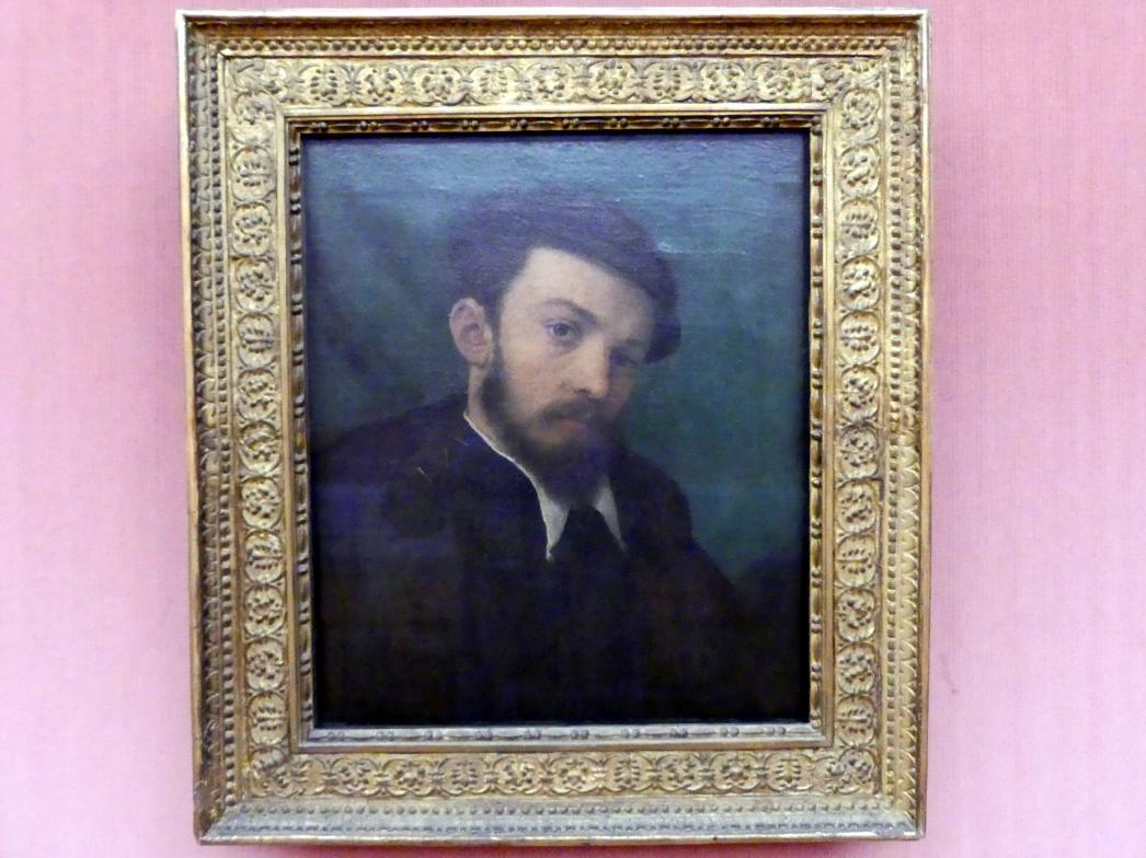 Lorenzo Lotto: Bildnis eines jungen Mannes, Undatiert