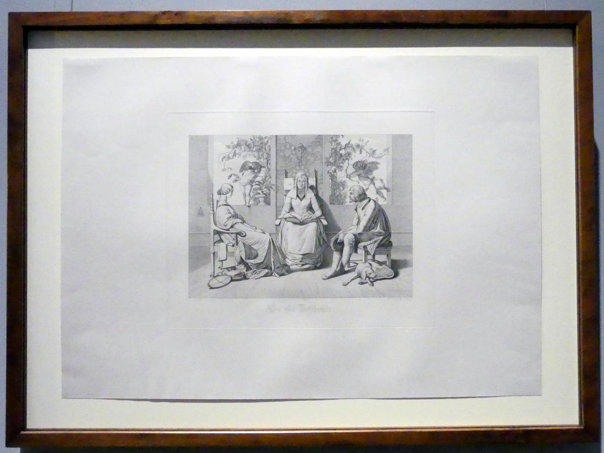 Karl Kappes: Die alte Geschichte, 1847