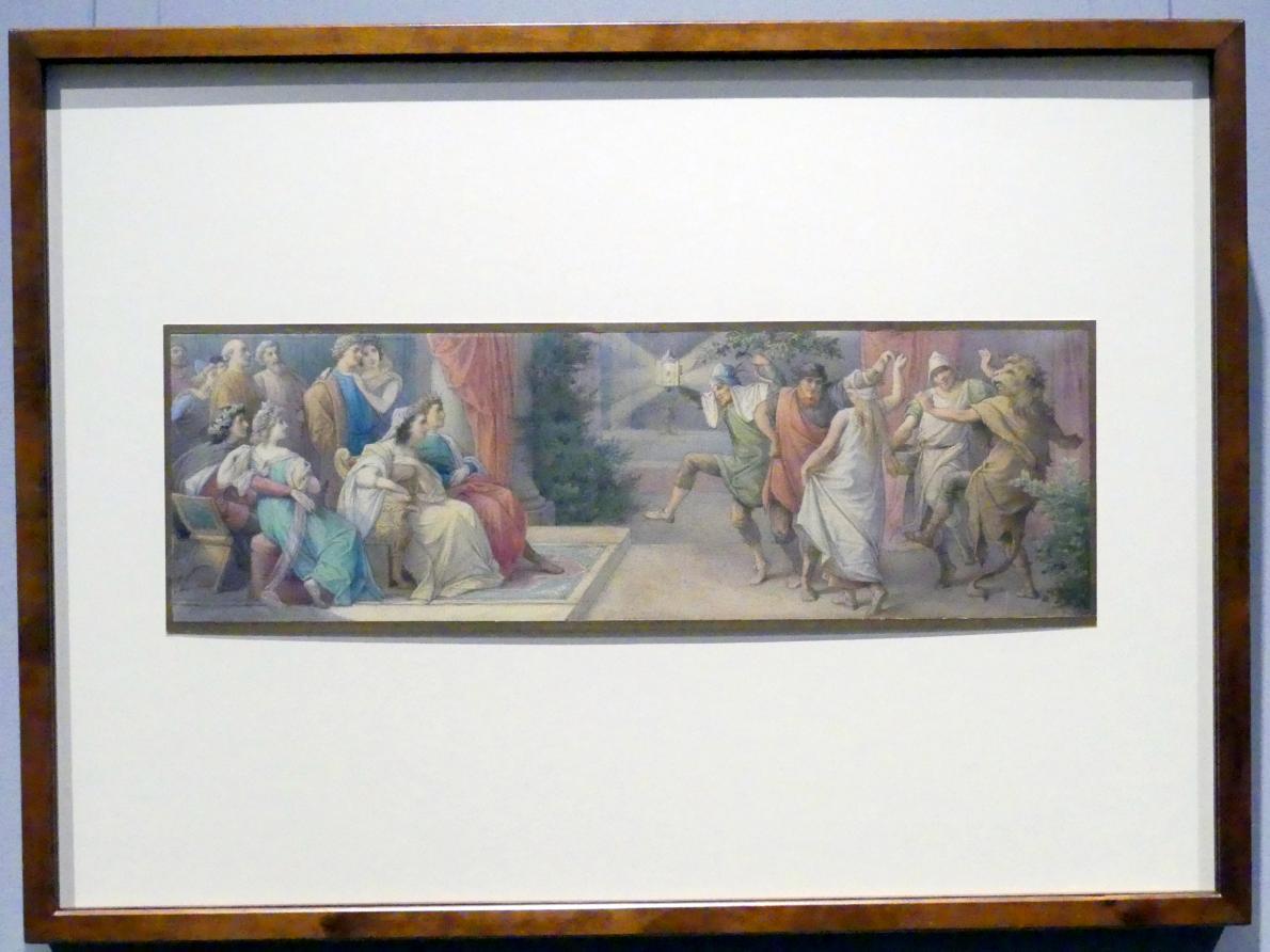 Leopold Bode: Ein Sommernachtstraum, 5.Aufzug, 1.Szene, 1883