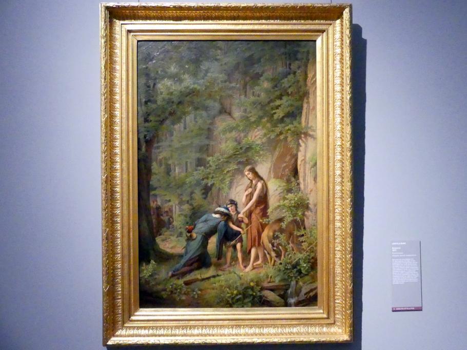 Leopold Bode: Genoveva, 1879