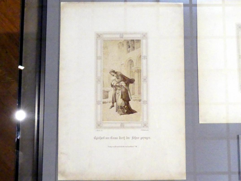 Leopold Bode: Bilder aus dem Sagenkreis Karls des Großen, um 1874