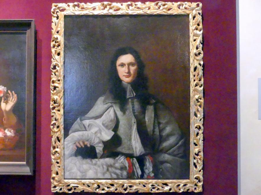 Karel Škréta: Portrait von Ignác Jetřich Vitanovský von Vlčkovice, 1669