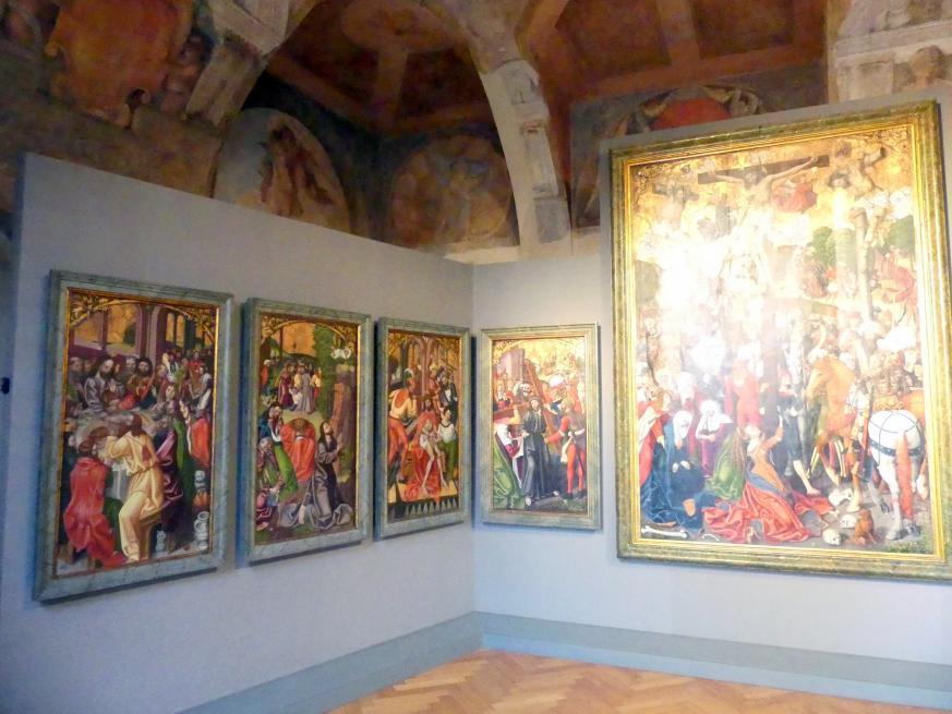 Hans Raphon: Passionsaltar, 1499, Bild 2/19