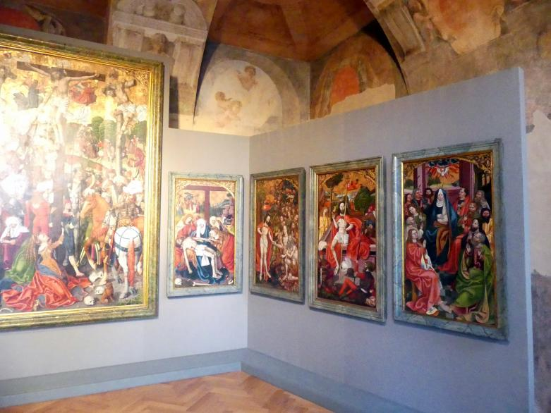 Hans Raphon: Passionsaltar, 1499, Bild 3/19
