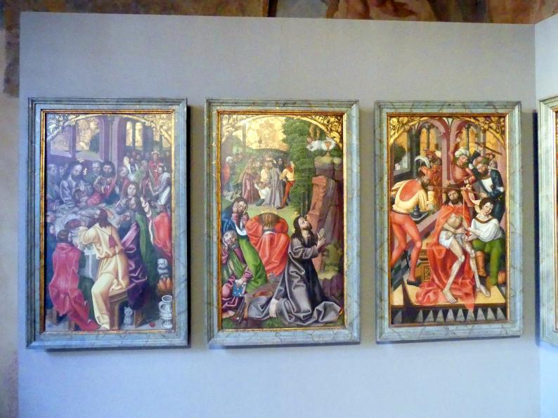 Hans Raphon: Passionsaltar, 1499, Bild 5/19