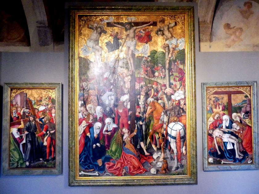 Hans Raphon: Passionsaltar, 1499, Bild 6/19