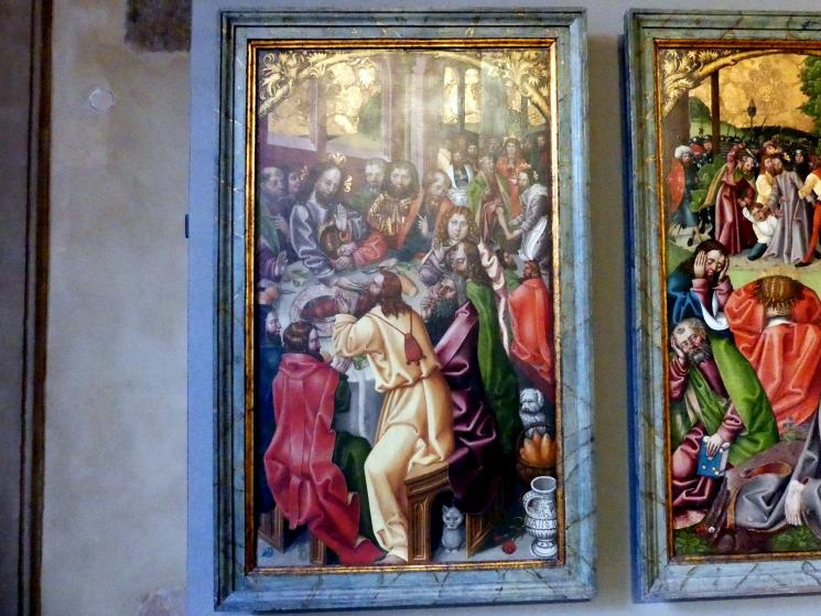 Hans Raphon: Passionsaltar, 1499, Bild 8/19