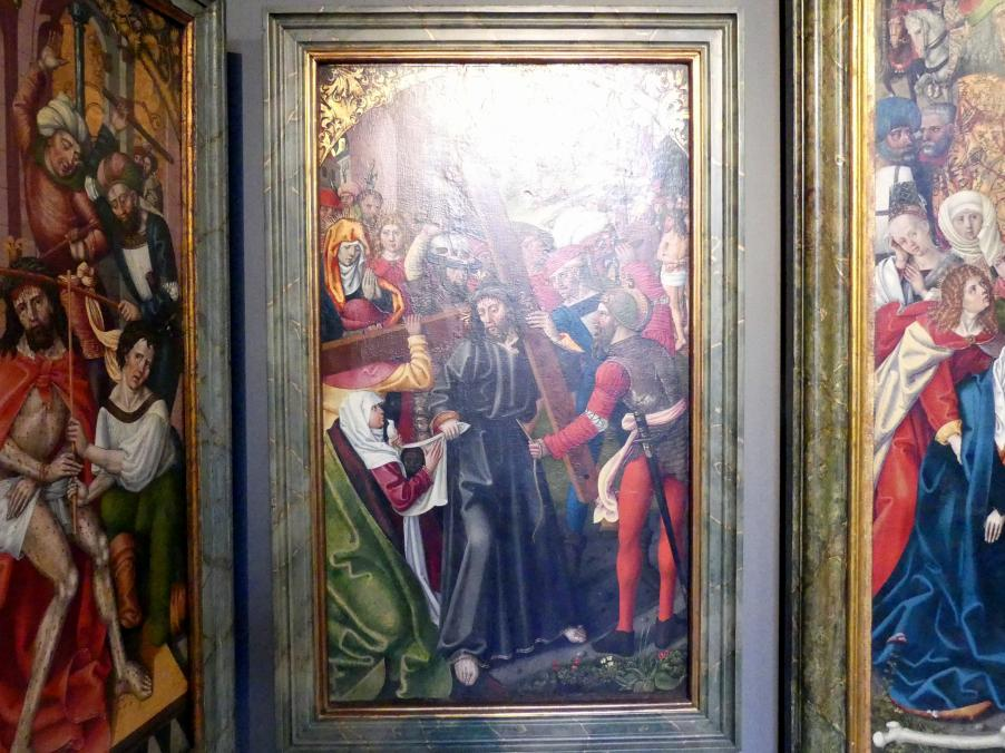 Hans Raphon: Passionsaltar, 1499, Bild 11/19