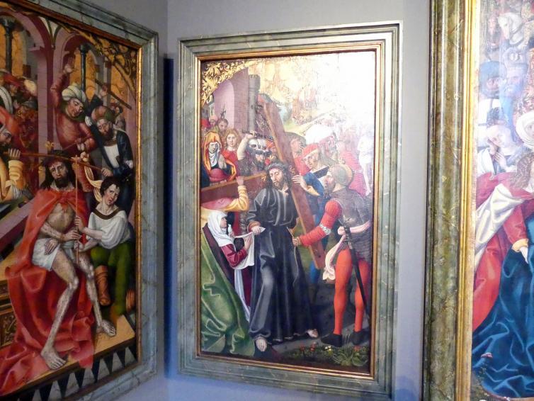 Hans Raphon: Passionsaltar, 1499, Bild 12/19