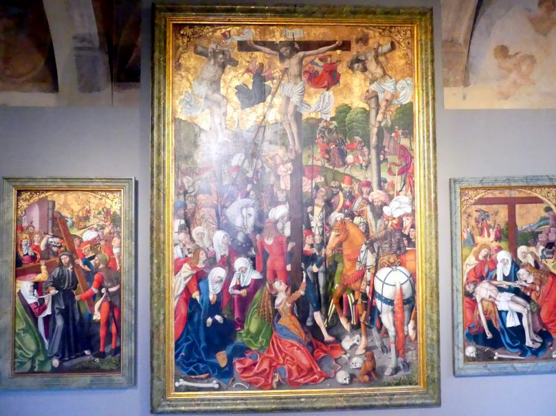 Hans Raphon: Passionsaltar, 1499, Bild 13/19