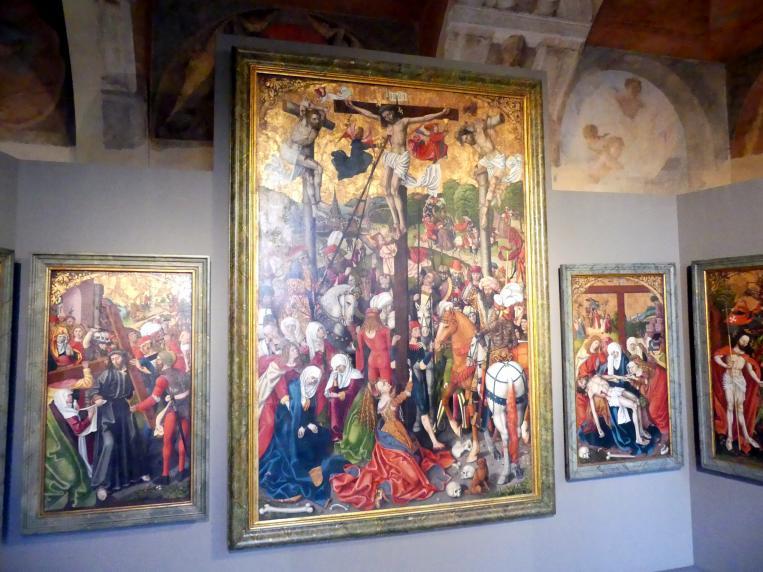 Hans Raphon: Passionsaltar, 1499, Bild 14/19