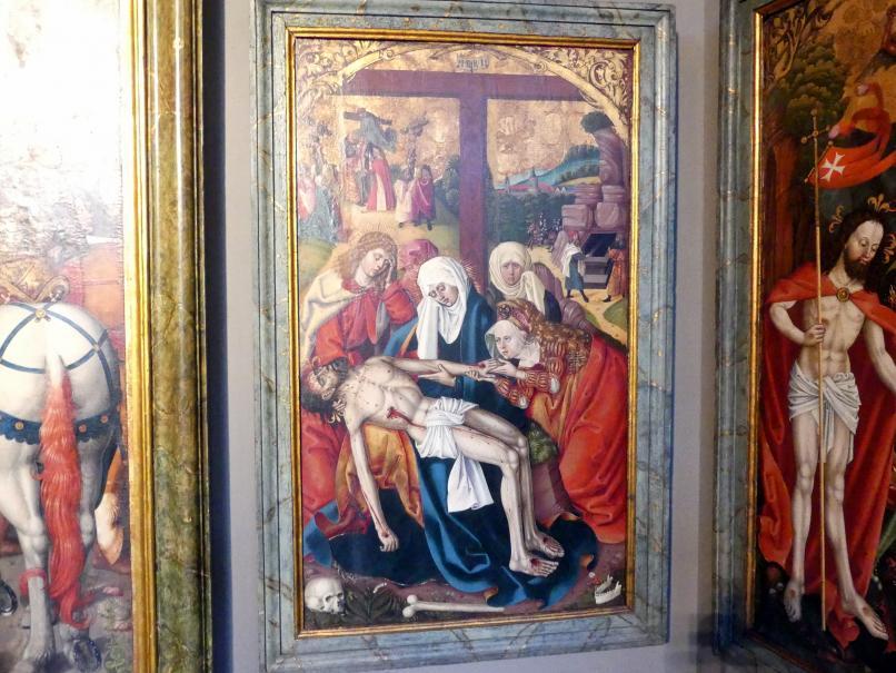 Hans Raphon: Passionsaltar, 1499, Bild 15/19